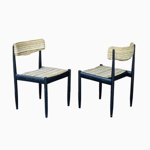 Danish Armchairs, 1960s, Set of 2