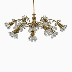 Chandelier by Emil Stejnar for Rupert Nikoll, 1950s