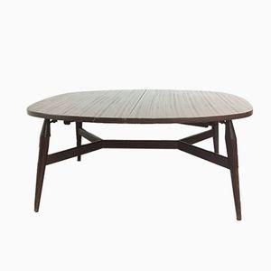 Scandinavian Model Smørrebrød Table, 1960s