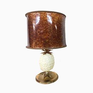 Italienische Lampe in Ananas-Optik, 1970er