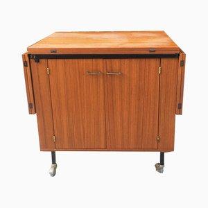 Aparador modular vintage multifuncional, años 60