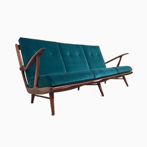 Danish Three-Seater Sofa, 1950s