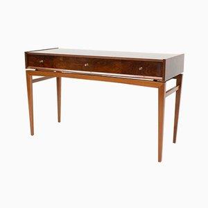 Tocador o escritorio Mid-Century de palisandro, años 60