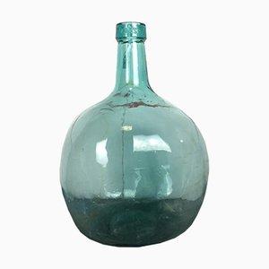 Mid-Century Green Vase from Viresa