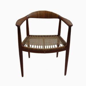 The Chair di Hans J. Wegner per Johannes Hansen, anni '50