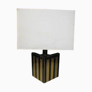 Lámpara de mesa vintage de Willy Rizzo para Lumica