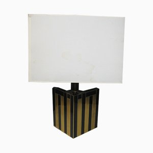 Vintage Table Lamp by Willy Rizzo for Lumica
