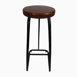 Vintage Spanish Bar Stool, 1970s