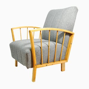 Large Modernist German Armchair, 1960s
