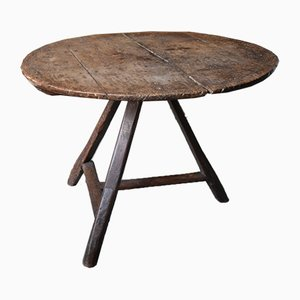 Table Pliante Antique