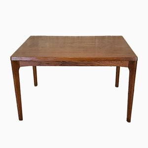 Vintage Extendable Teak Dining Table by Henning Kjaernulf