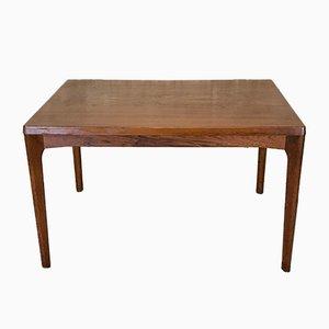 Vintage Extendable Teak Dining Table by Henning Kjaernulf