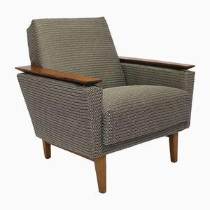 Würfelförmiger polnischer Vintage Sessel