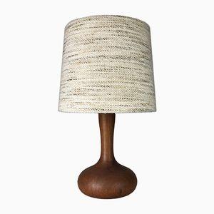 Teak Table Lamp from Domus, 1970s