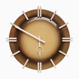 Horloge Vintage de Pragotron, 1970s