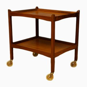 Vintage Danish Teak Trolley