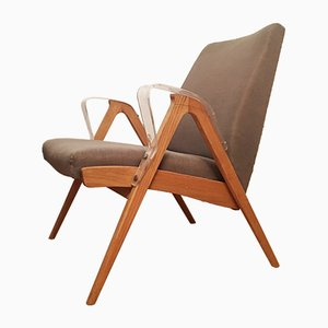 Vintage Stühle von Frantisek Jirak für Tatra, 1960er, 2er Set