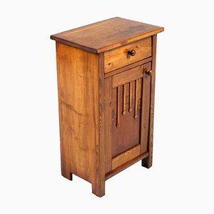 Mueble de dormitorio modernista de finales del siglo XIX
