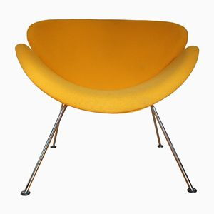 Vintage Orange Slice Chair by Pierre Paulin for Artifort, 1980s