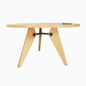 Dreibeiniger Tisch von Jean Prouvé für Vitra, 2003