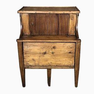 19th-Century Pine Storage Cabinet