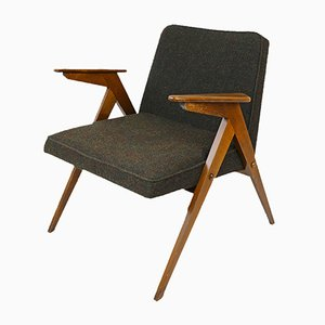 Vintage Model Bunny Chair by Józef Chierowski