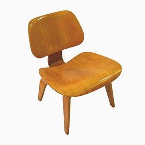 Sedia LCW di Charles & Ray Eames per Evans, anni '40