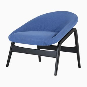 Mid-Century Columbus Lounge Chair by Hartmut Lohmeyer for Artifort, 1950s