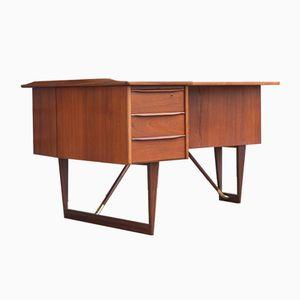 Mid-Century Boomerang Desk by Peter Løvig Nielsen