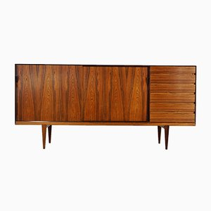 Highboard by Henry Rosengren Hansen for Brande Møbelindustri, 1960s