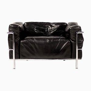 LC3 Sessel von Le Corbusier für Cassina, 1962