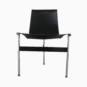Sillas T-Chairs de William Katavalos, Ross Littell & Douglas Kelley para ICF, años 60. Juego de 2