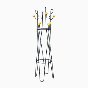 Coat Rack by Roger Feraud, 1950s
