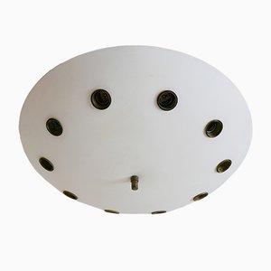 Italienische Sputnik Einbaulampe von Oscar Torlasco für Lumi, 1950er