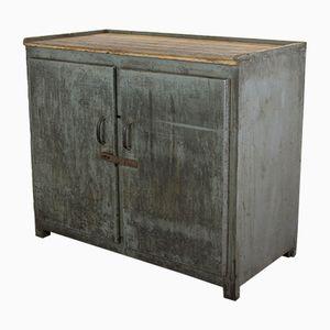 Mueble de taller industrial vintage
