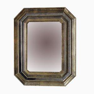 Mid-Century Spanish Octagonal Mirror