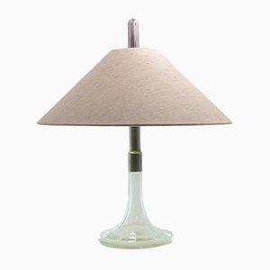 Lámpara de mesa ML3 vintage de vidrio de Ingo Maurer, años 60