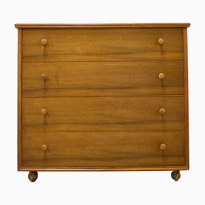 Mid-Century Walnut Chest of Drawers by Alfred Cox, 1950s