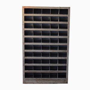 Vintage Iron Shelves, 1970s