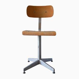 Chaise de Bureau Industriel Vintage, 1960s