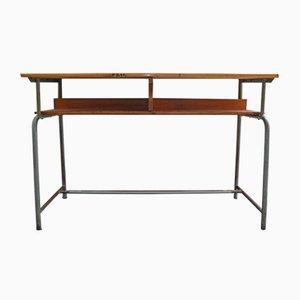 Mid-Century School Desk from Fonti Luigi Eredi