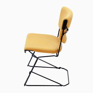 Vintage Desk Chair by Albert Stoll for Giroflex, 1978