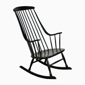 Rocking Chair par Lena Larsson pour Nesto, 1958