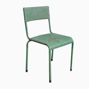 Chaise Industrielle Vintage, 1950s