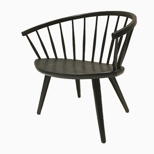 Vintage Arka Stuhl von Yngve Ekstrom für Stolfabriks AB, 1960er