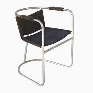 Moderner Armlehnstuhl von Bas van Pelt für EMS Overshie, 1930er