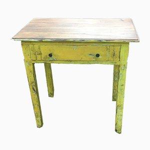 Vintage Spanish Oak Table
