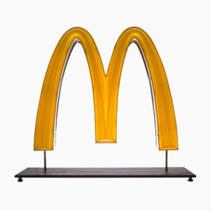 Vintage McDonald's Golden Arches LED Sign, 1970s