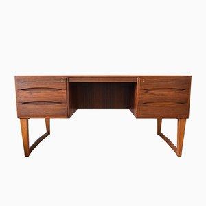 Rosewood Executive Desk by Arne Vodder for Sibast, 1960s