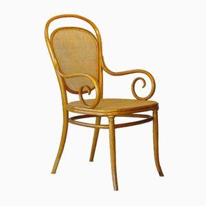 Antiker Wiener Nr. 12 Stuhl von Thonet, 1870er